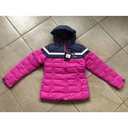 Женская мембранная куртка High Experience цвет (Розовая Роза) Rose Pink