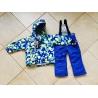 Зимний мембранный комплект Valianly цвет Green Blue Ladybird