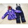 Зимний мембранный комплект Valianly цвет Blue Bubblegum