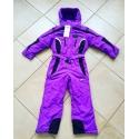 Зимний слитный мембранный комбинезон Kalborn цвет Фиолетовый
