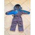 Зимний мембранный комбинезон OKWAY (YDI) цвет Grey Blue