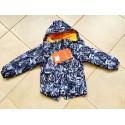 Демисезонная мембранная куртка Tornado цвет Wild Grey Safari