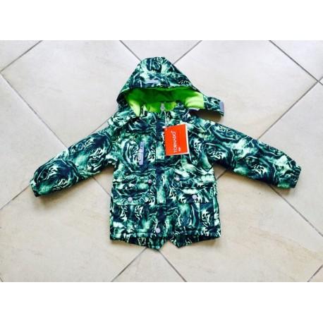 Демисезонная мембранная куртка Tornado цвет Wild Green Safari