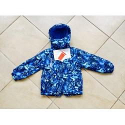 Демисезонная мембранная куртка Tornado цвет Wild Blue Safari