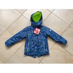 """Демисезонная мембранная куртка Tornado цвет Deep Blue """"глубокий Голубой"""""""