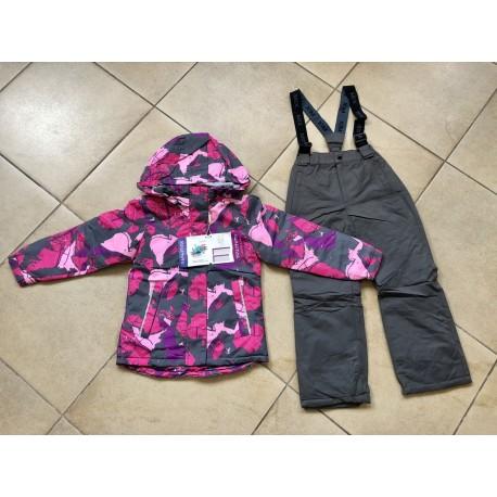 """Демисезонный мембранный комплект Malitutu цвет Violet Pink """"Фиолетово-розовый"""""""