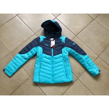 Женская мембранная куртка High Experience цвет Ice Blue