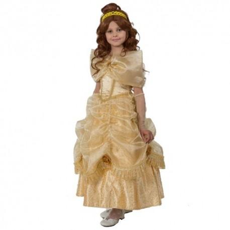 Карнавальный костюм принцесса Белль