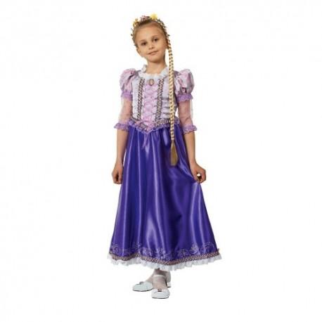 Карнавальный костюм Принцесса Рапунцель