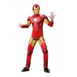 Детский маскарадный костюм Железный человек. Мстители.