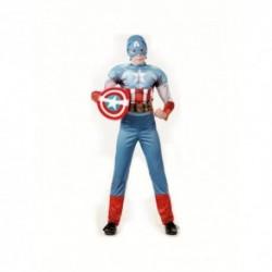 Детский маскарадный костюм Капитан Америка. Мстители 5091