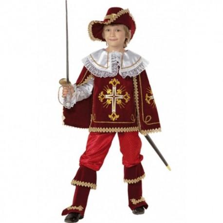 Карнавальный костюм Мушкетёр Короля бордо