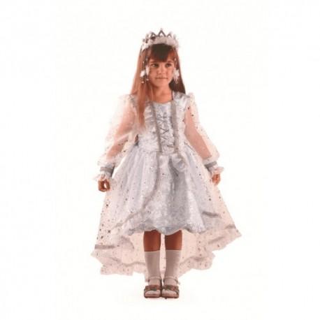 Карнавальный костюм Снежинка Принцесса