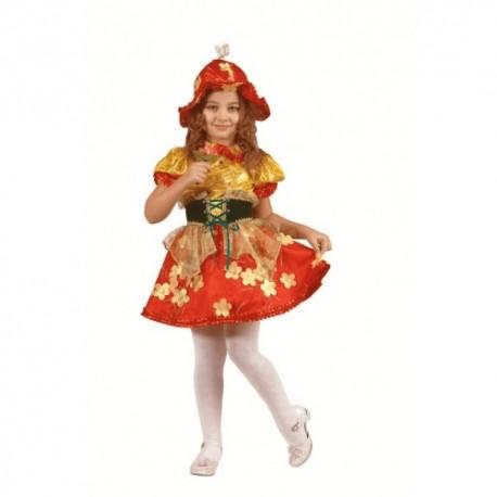 Карнавальный костюм Дюймовочка