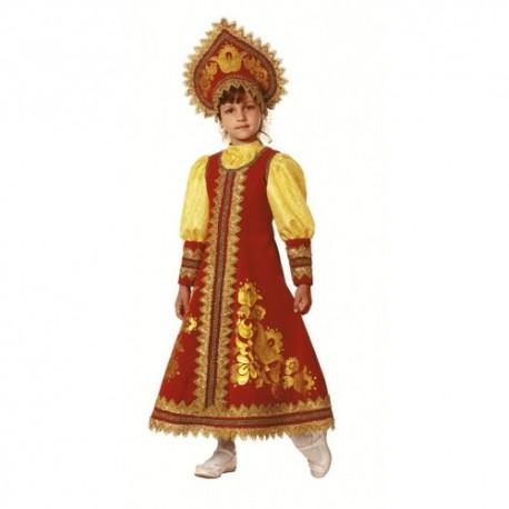 Маскарадный костюм Сударушка