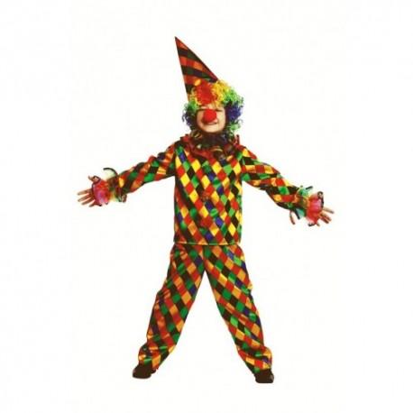 Маскарадный костюм Арлекино