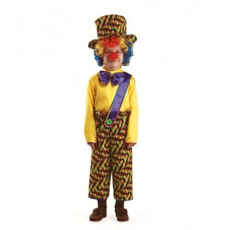 Маскарадный костюм Клоун Петя