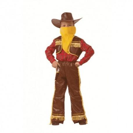 Маскарадный костюм Ковбой желтый
