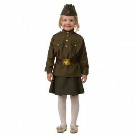 Маскарадный костюм Солдатка