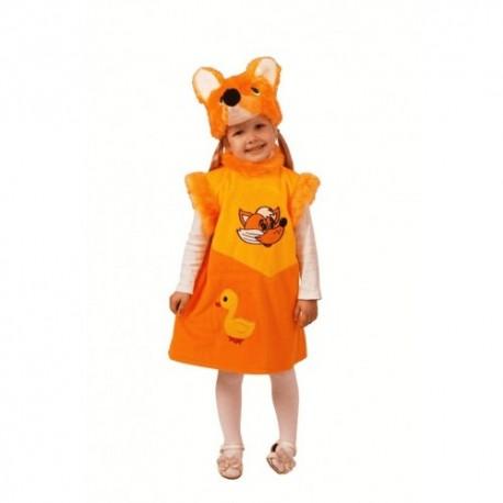 Маскарадный костюм Лисичка Линда