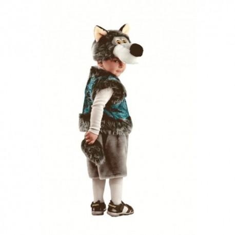 Маскарадный костюм Серый Волк