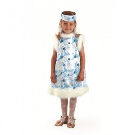 Маскарадный костюм Снежинка