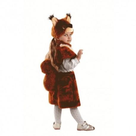 Маскарадный костюм Белка Дорка