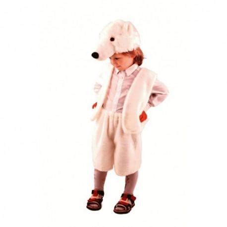Маскарадный костюм Медведь полярный