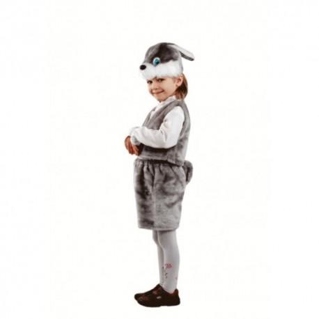 Маскарадный костюм Заяц серый