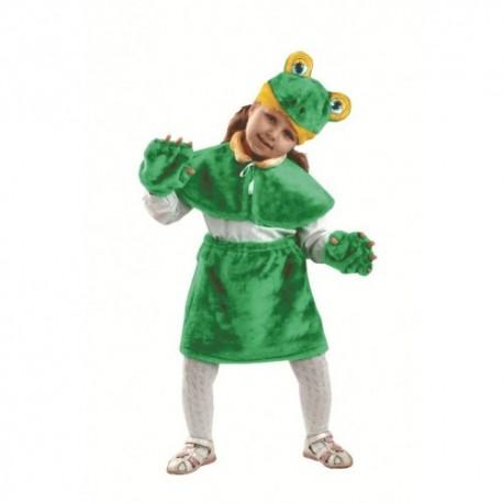 Маскарадный костюм Лягушка
