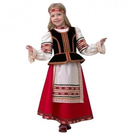 Маскарадный костюм Славянский костюм