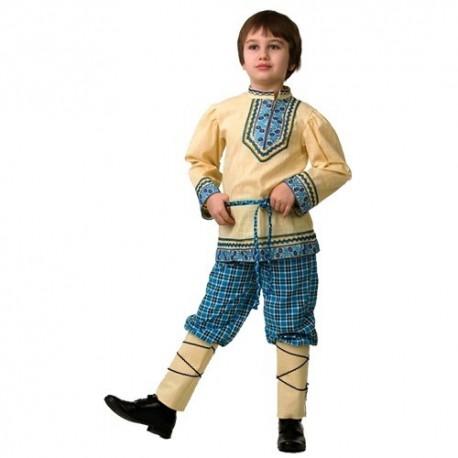 Маскарадный костюм Детская Рубашка вышиванка (мальчик)