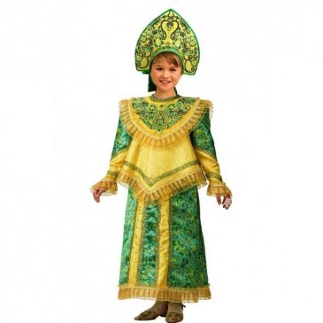 Маскарадный костюм Царевна