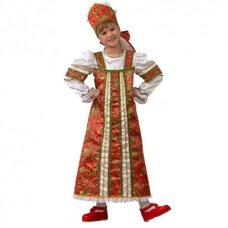 Маскарадный костюм Аленушка
