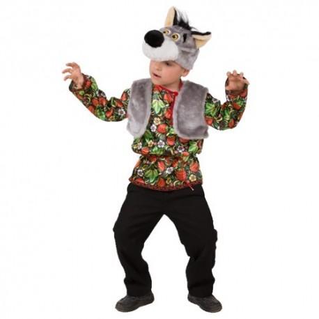 Маскарадный костюм Волчонок Ерёмка