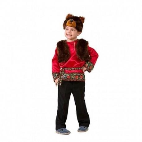 Маскарадный костюм Мишка Захарка