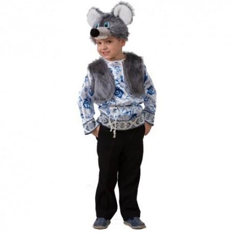 Маскарадный костюм Мышонок Филипка