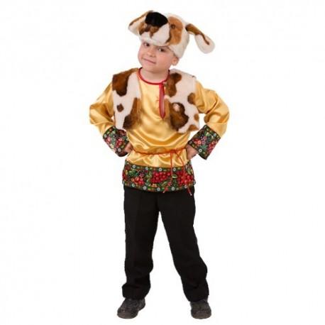 Маскарадный костюм Собачка Прошка
