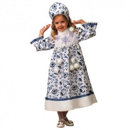 Маскарадный костюм Снегурочка Ледянка