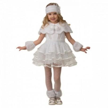 Маскарадный костюм Снежинка Снеговичка