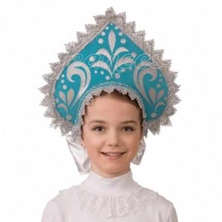 Кокошник Россиянка (для детей) 5402