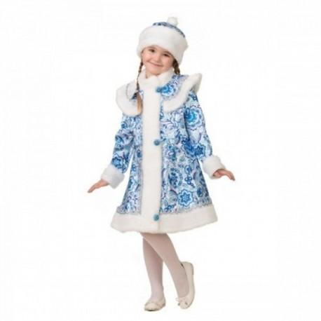 Снегурочка Гжель 2 8082