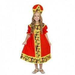 Хохлома детское платье