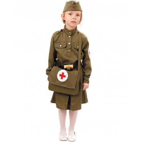 Военная медсестра 2038 к-18