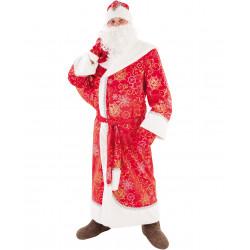 Взрослый костюм Дед Мороз
