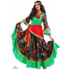 Карнавальный костюм Цыганка Роза