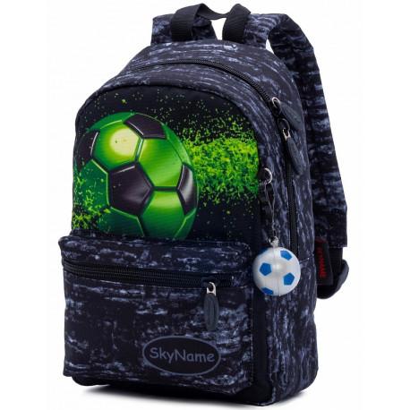 Рюкзак детский SkyName 1105 + брелок мячик