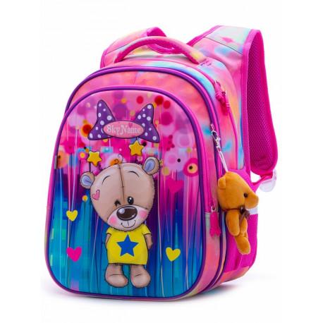 Рюкзак SkyName R1-011 + брелок мишка