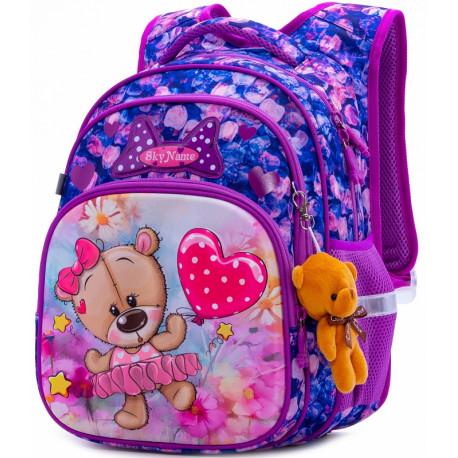 Рюкзак SkyName R3-232 + брелок мишка
